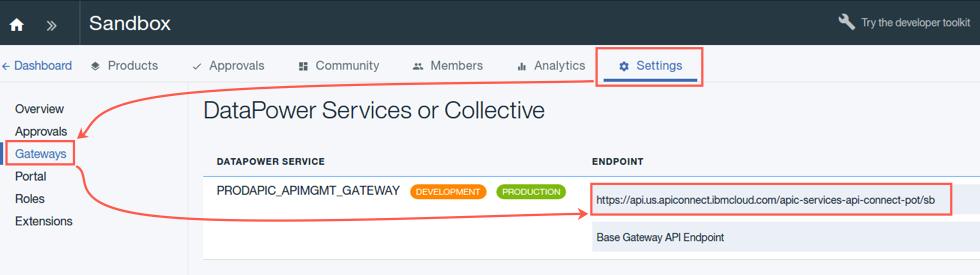 Try the ThinkIBM Consumer Web Application | IBM API Connect PoT